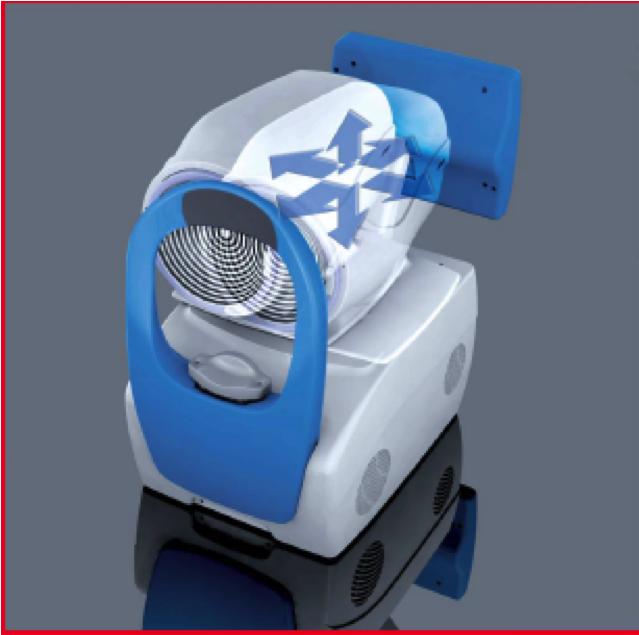 Πλήρης διαθλαστικός έλεγχος με τη τεχνολογία WaveFront με το Luneau L80+